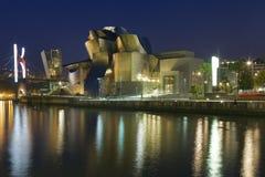 Guggenheim Museum Lizenzfreies Stockbild