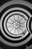 Guggenheim museum royaltyfri bild