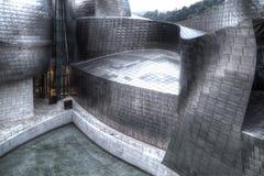 Guggenheim Museum Lizenzfreie Stockfotografie