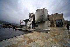 Guggenheim Museum Lizenzfreie Stockbilder