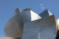Guggenheim Museum Bilbao Stock Photo