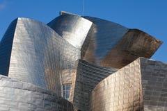 Guggenheim Museum Bilbao Royalty Free Stock Photography