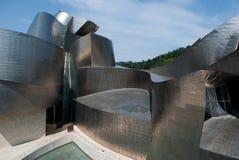 Guggenheim Museum Bilbao Royalty Free Stock Images