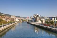 Guggenheim Museum Bilbao Stock Photography