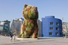Guggenheim Museum Bilbao Royalty Free Stock Photo