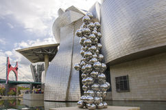 Guggenheim Museum, Bilbao Royalty Free Stock Images