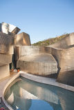 Guggenheim Museum of Bilbao Royalty Free Stock Images