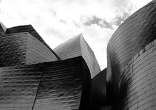 Guggenheim museum Bilbao AKA Royalty Free Stock Photos