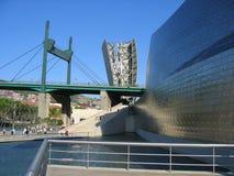 Guggenheim Museum Royalty Free Stock Photography