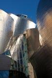 Guggenheim museum, Bilbao, Bizkaia, Spain royalty free stock photography