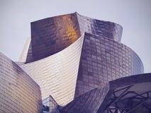The Guggenheim Museum Bilbao Stock Photo