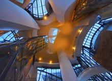 The Guggenheim Museum Bilbao Royalty Free Stock Image