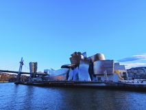 The Guggenheim Museum Bilbao Stock Images