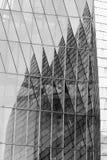Guggenheim Museum Bilbao Reflection Stock Image