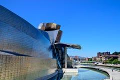 Guggenheim Museum Bilbao, Spain Stock Photography