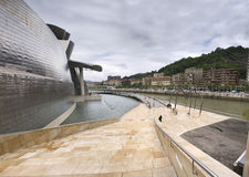 The Guggenheim Museum, Bilbao, Spain Stock Photo