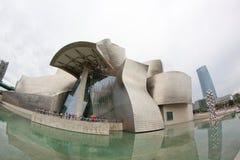 Guggenheim Museum Bilbao Stock Image