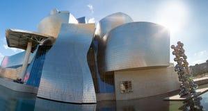 Guggenheim Museum in Bilbao Stock Image