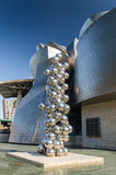 Guggenheim Museum, Bilbao, Spain Stock Photo