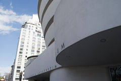The guggenheim museum Royalty Free Stock Image