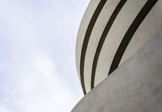 Guggenheim Museum Royalty Free Stock Photo