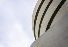 Guggenheim Museum. In Manhattan, New York City Royalty Free Stock Photo