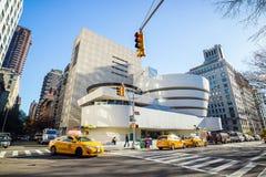 Guggenheim Museum of modern and contemporary art Stock Photos