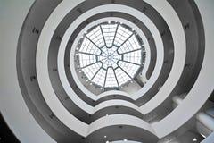 Guggenheim Museum New York Royalty Free Stock Photo