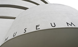 Guggenheim Museum New York Stock Images