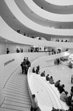 Guggenheim Museum New York City Royalty Free Stock Photo