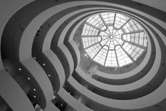 Guggenheim Museum New York City Royalty Free Stock Images