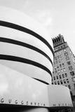 Guggenheim Museum, New York City royalty free stock image