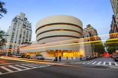 Guggenheim Museum Stock Photo