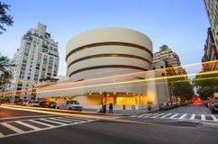 Guggenheim Museum Stock Photo