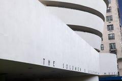 Guggenheim Museum, NY Royalty Free Stock Photography