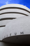 Guggenheim Museum, NY Royalty Free Stock Photo