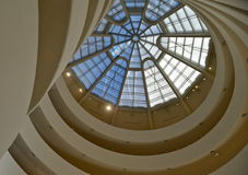 The Guggenheim Museum, NYC Royalty Free Stock Image