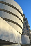 The Guggenheim Museum, NYC Royalty Free Stock Photos