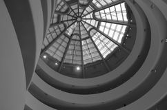 The Guggenheim Museum, NYC Stock Image