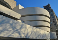 The Guggenheim Museum, NYC Stock Images