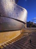 Guggenheim muzeum Bilbao obraz royalty free