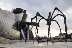 Guggenheim pająk Zdjęcia Stock
