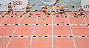 Gugl Indoor 2012 Royalty Free Stock Image