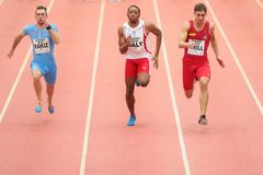 Gugl Indoor 2015 Royalty Free Stock Images