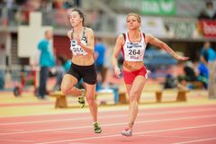 Gugl Indoor 2013 Royalty Free Stock Photo