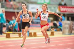 Gugl Indoor 2013 Stock Photos