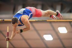 Gugl Indoor 2013 Royalty Free Stock Image