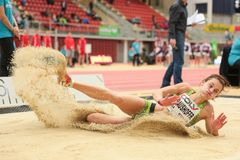 Gugl Indoor 2014 Royalty Free Stock Image