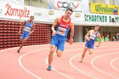 Gugl Indoor 2014 Royalty Free Stock Photography