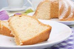 Guglhupf Cake royalty free stock photos